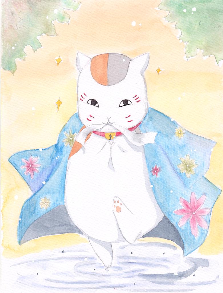 Nyanko 3 by Ketsu000