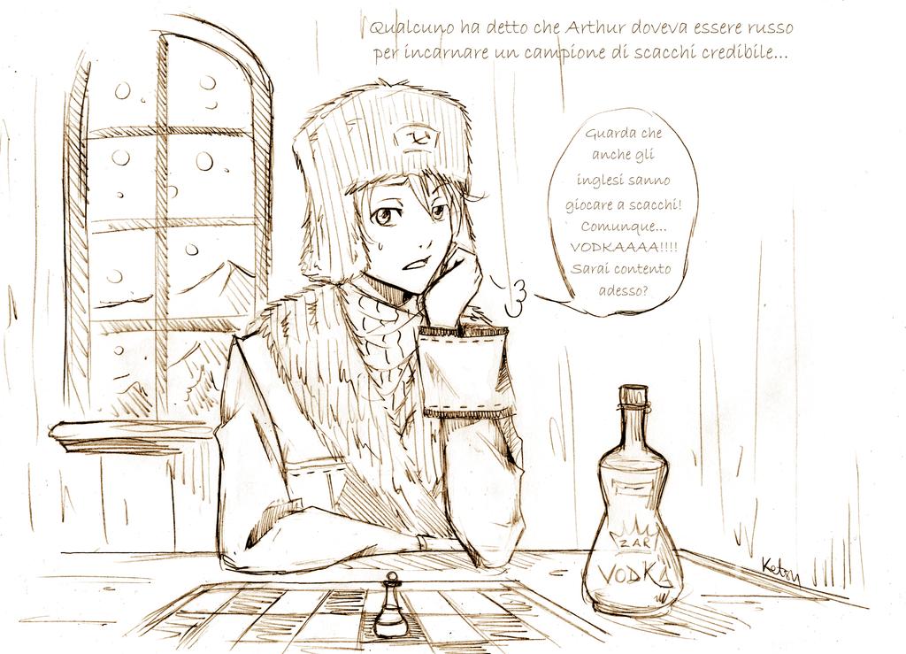 Vodkaaaa by Ketsu000