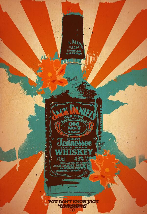 Jack Daniel's by aanoi