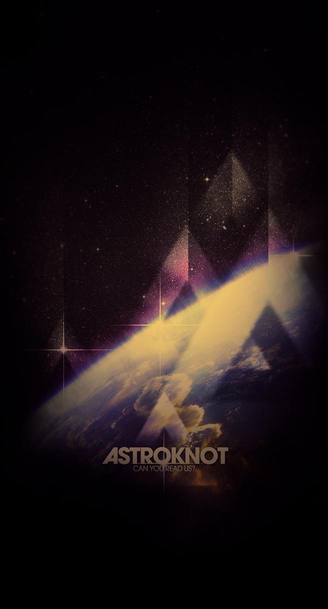 Astroknot by aanoi