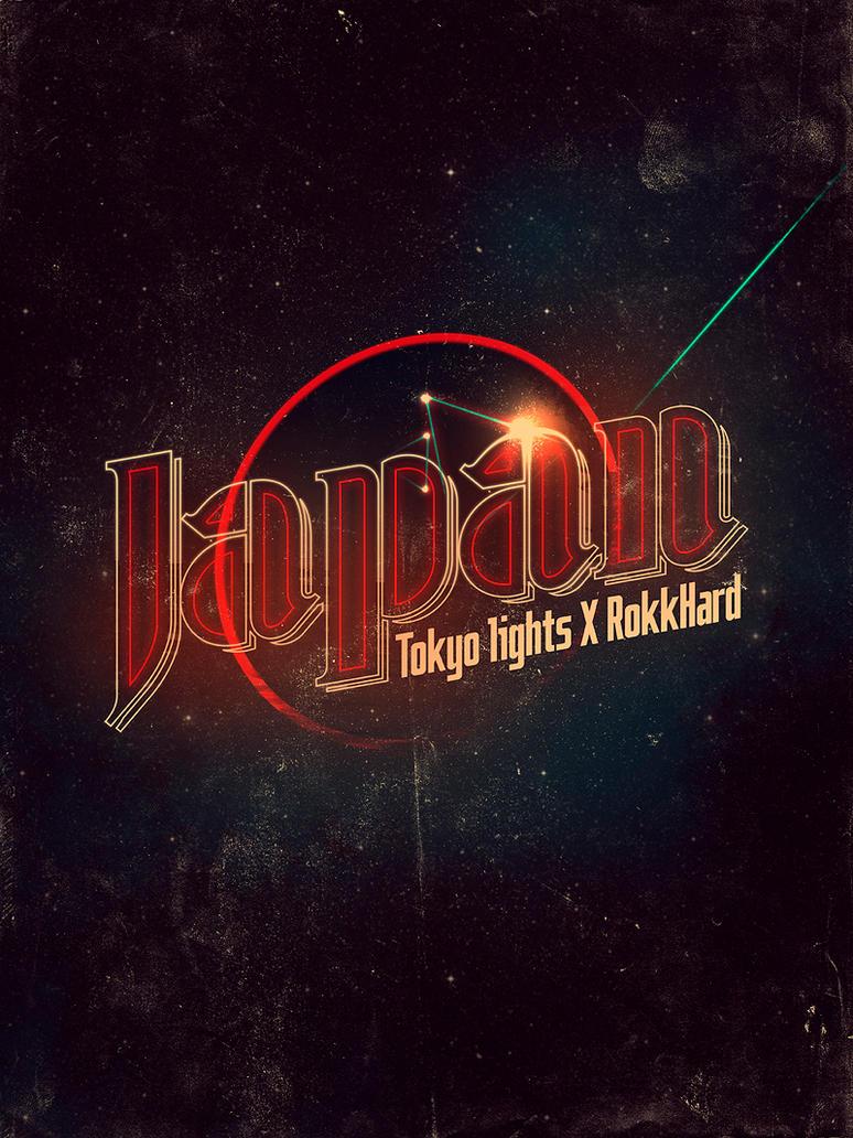 Japan: Tokyo Lights by aanoi