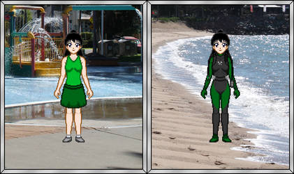 Character Profile - Taryn 'Emerald' Frosts