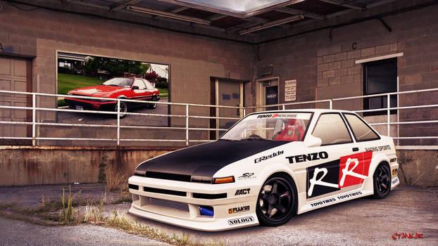 Toyota Corolla GTS Tenzo-R