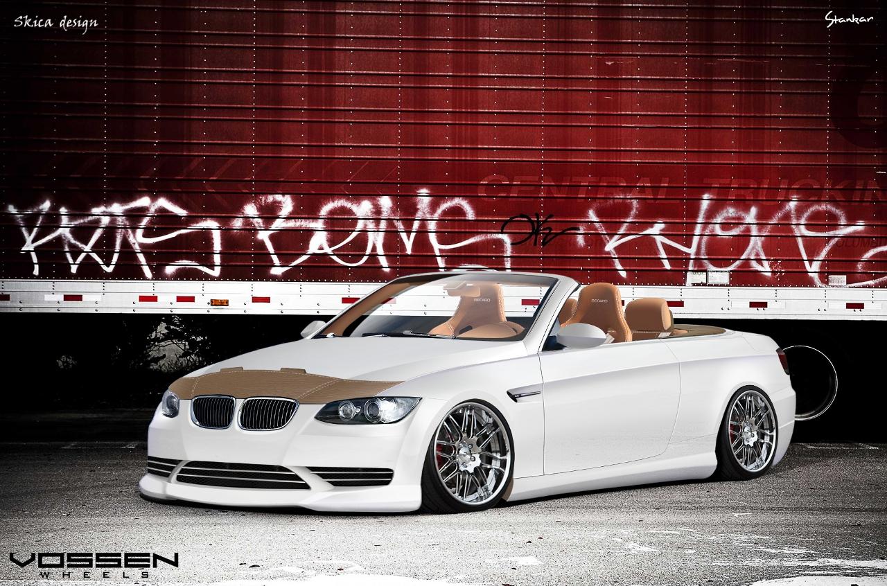 BMW 3 Cabrio Dub style
