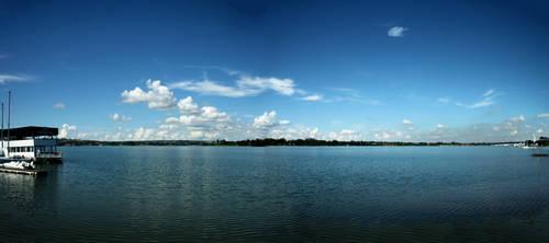 Lago Paranoa by victorbessa96
