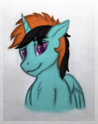 Portrait for Jessie by victorbessa96