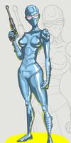 Lady Armaroid