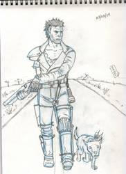 Mad Max Sketch
