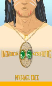 The Neverendin Story cover design