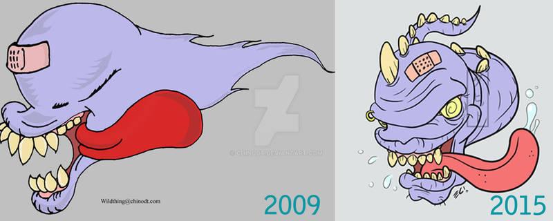 Wild Thing 2009 Vs. Wild Thing 2015
