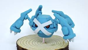 Metagross figurine