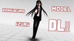 [[ MMD ]] Kamukura Izuru Model DL!!