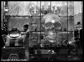 Skull Fashion, Hong Kong, 2016