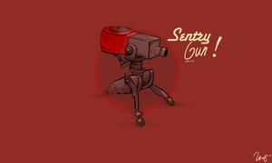 Sentry Gun Doodle