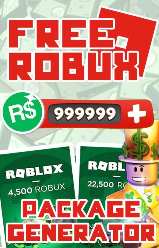 Free Robux Generator by ninjagar on DeviantArt