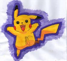 Pikachu by twilightlinkjh