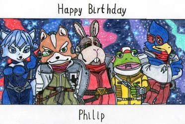 Happy Birthday Peepsie by twilightlinkjh