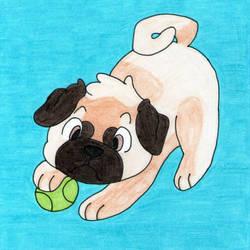 The Joys of Pugs by twilightlinkjh