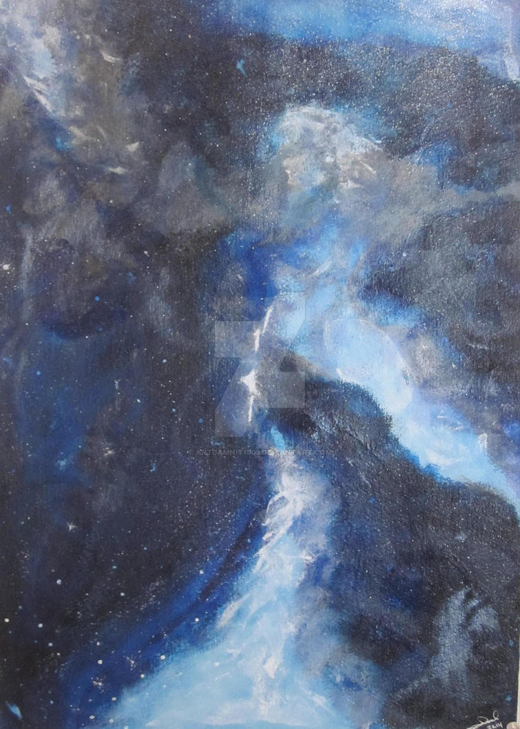 Nebula by artdamnit1003