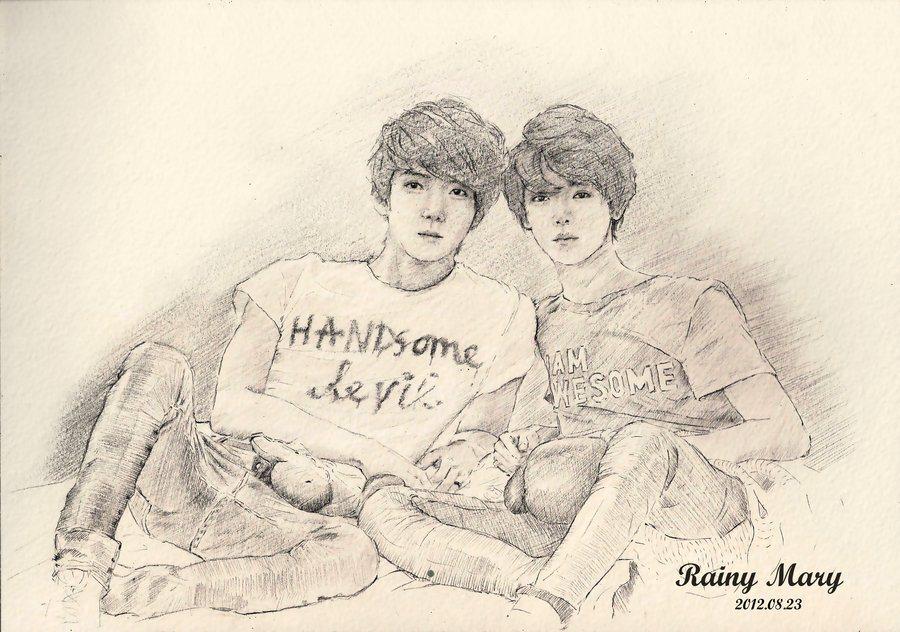 HunHan #1 by RainyMary