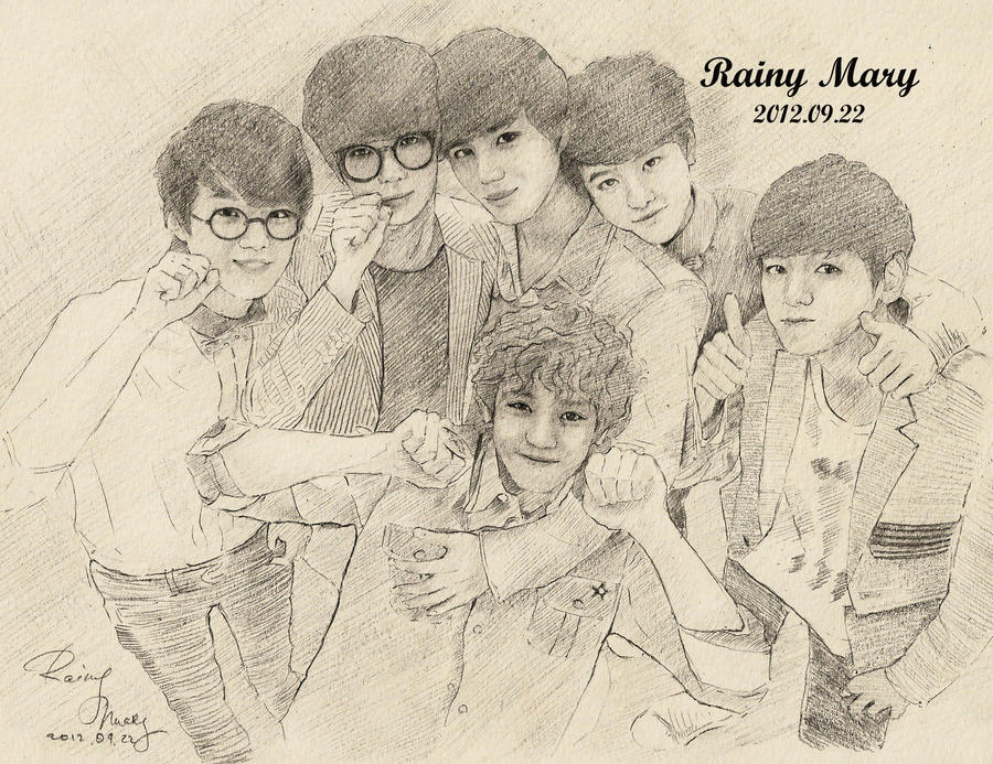 EXO-K by RainyMary