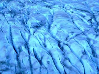 Glacier Ice by eliasofthesea