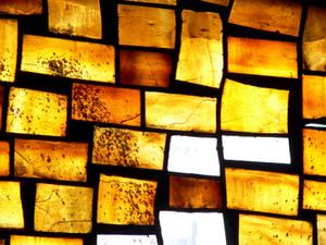 Yellow Brick Window