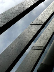 The Rain Pillars by eliasofthesea