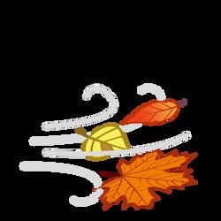 Fallen Leaves - Cutie Mark by Arvyr