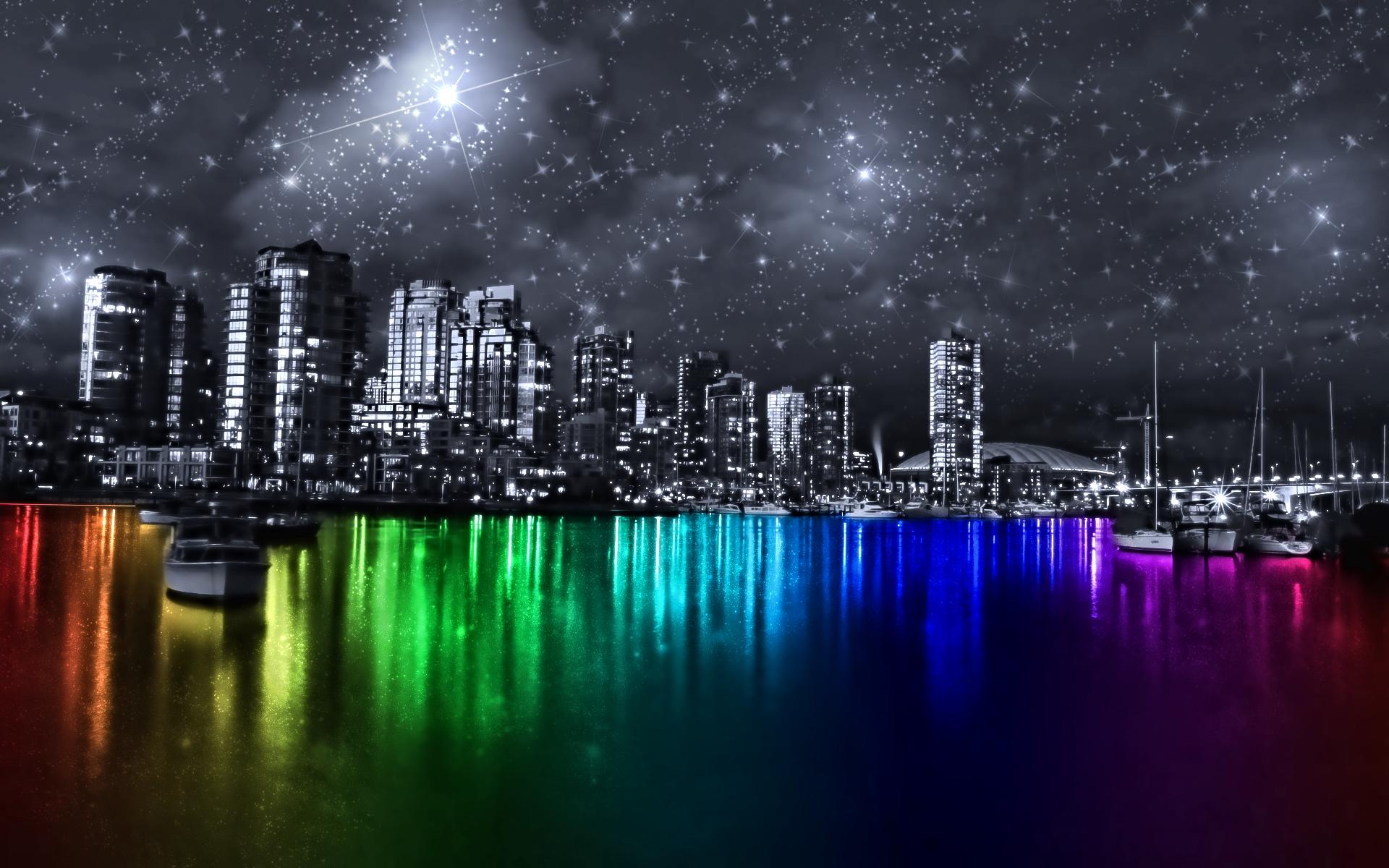 city night art hd - photo #12