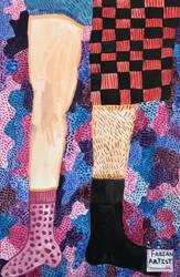 Legs by FabianArtist