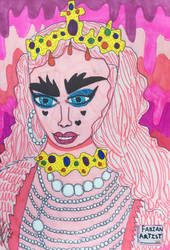Princess Candy by FabianArtist