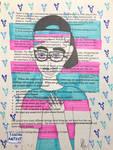 Trans FTM Pride by FabianArtist