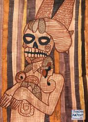 La muerte by FabianArtist