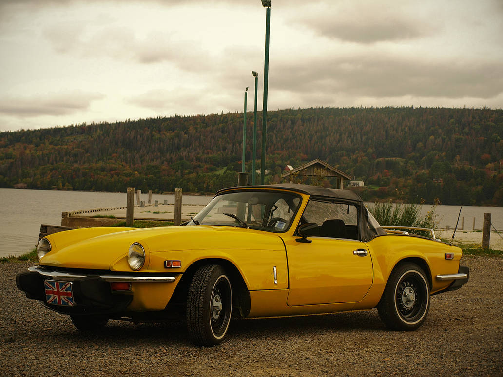 1978 Triumph Spitfire 1500 By 20smoke20 On Deviantart