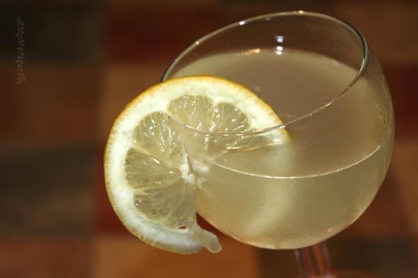 Homemade Lemonade by claremanson