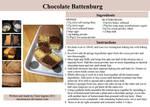 Chocolate Battenburg Recipe