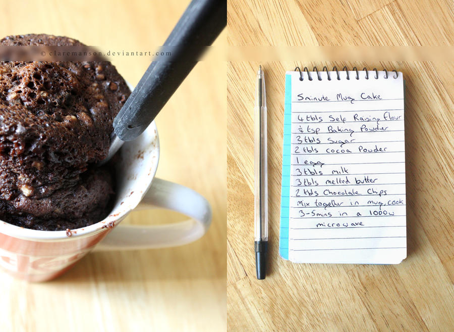Best recipe for mug cake