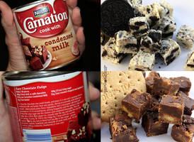 Fudge Recipe by claremanson