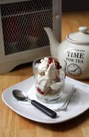 Eton Mess Cheesecake by claremanson