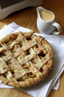 Apple Lattice Pie by claremanson