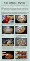 Cookie Truffle Tutorial