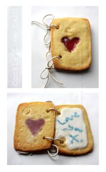 Cookie Love Card
