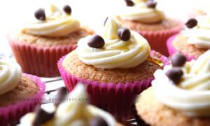 Pancake Cupcakes by claremanson