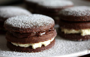 Chocolate Pastry Creams