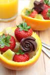 Cheeky Summer Fruit Salad