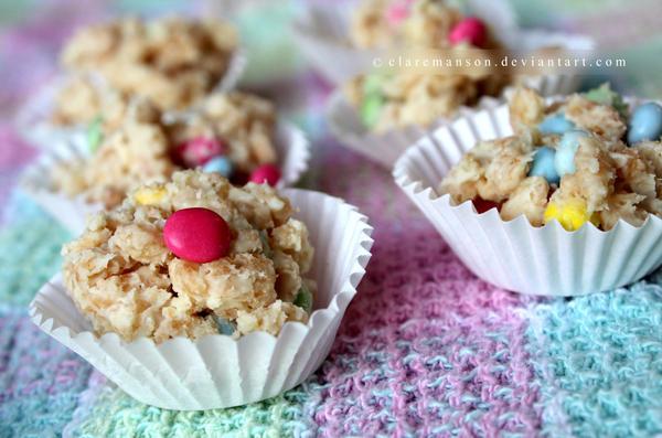 Rice Krispie Bites by claremanson