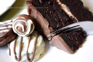 Chocolate Heaven by claremanson