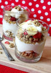 Yogurt and Granola Cups