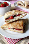 Strawberry and Nutella Turnovers (+recipe)
